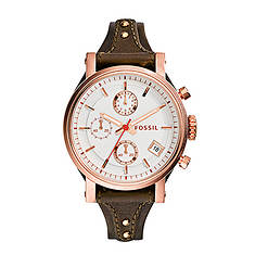 Fossil Boyfriend Chronograph Watch