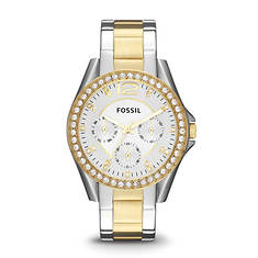Fossil Riley Stainless Steel Watch