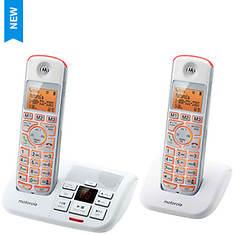 Motorola Cordless Phone System Base Unit plus 1 Handset