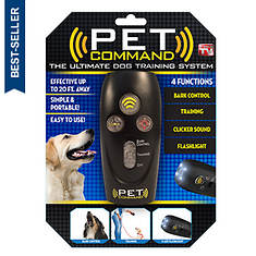 Pet Command Training System