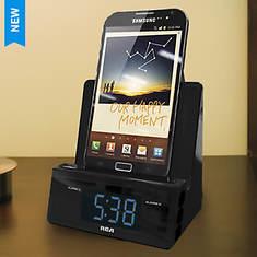 RCA Alarm Clock Charging Station