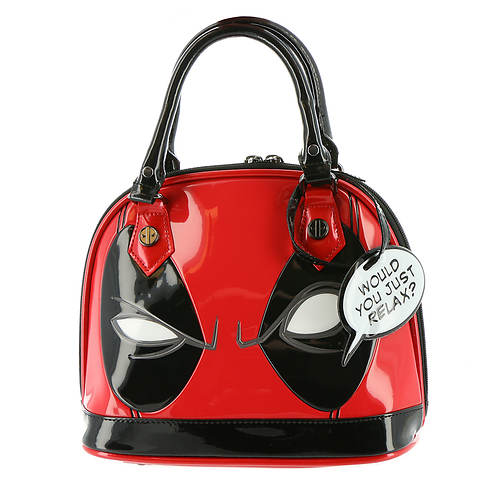 Loungefly Marvel Dead Pool Dome Bag