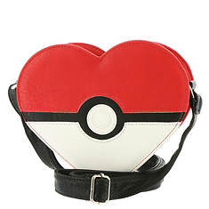 Loungefly Pokemon Heart Target Crossbody Bag