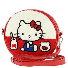 Loungefly Hello Kitty Round Crossbody Bag