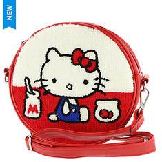 Loungefly Hello Kitty Round Crossbody Bag