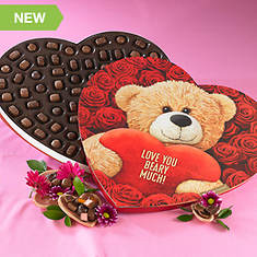 Your Heart Is So Big Valentine Chocolates