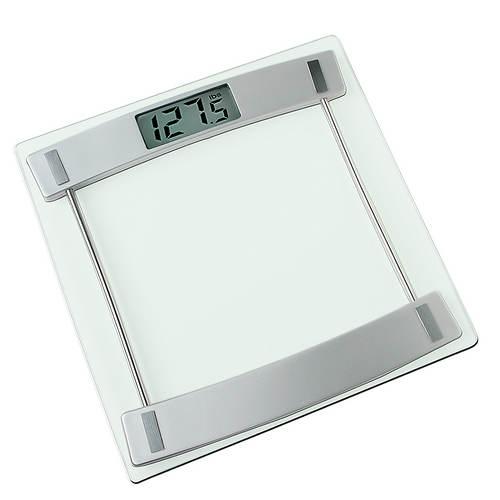 HoMedics Tempered Glass Digital Scale