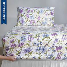 BedTite™ Marissa Sheet Set-Blue