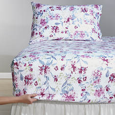 BedTite™ Marissa Sheet Set-Rasberry