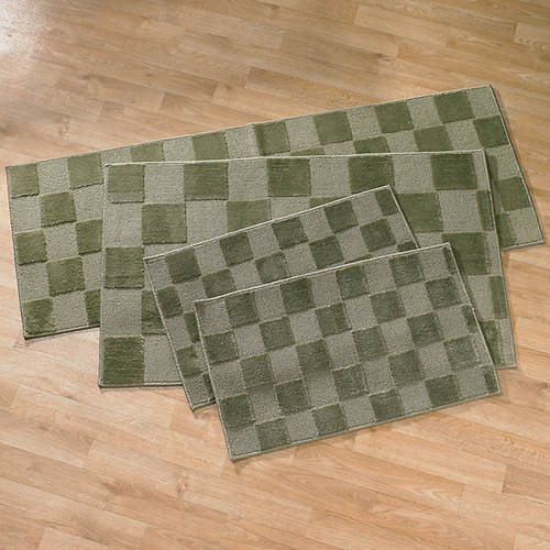 Square 4-Pc. Rug Set