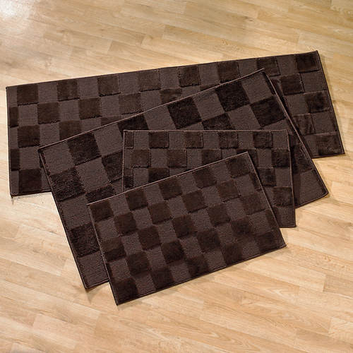 Square 4-Pc. Rug Set