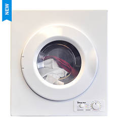 Magic Chef 2.6 Cubic Ft Compact Dryer