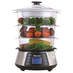 Magic Chef 800-Watt Ewave Food Steamer