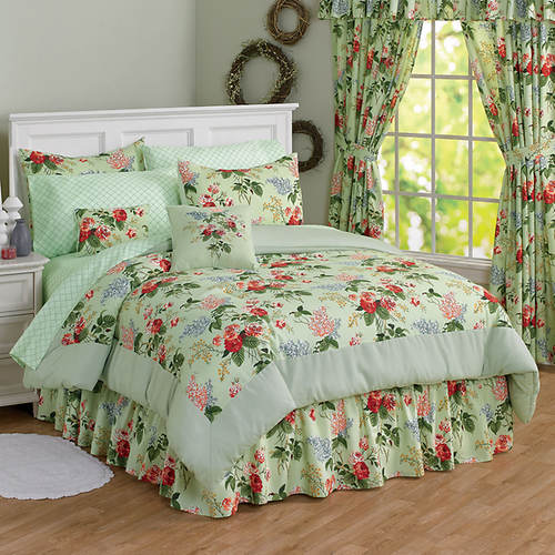 Garden Trellis 20-Pc. Bedding Set