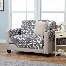 Adalyn Furniture Protector-Recliner-Grey