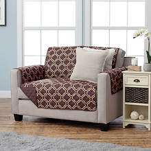Adalyn Furniture Protector-Recliner-Chocolate