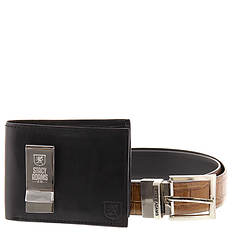 Stacy Adams Men's Wallet Gift Set