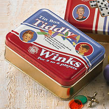 Vintage Games-to-Go - Tiddly Winks