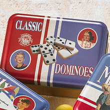 Vintage Games-to-Go - Classic Dominoes