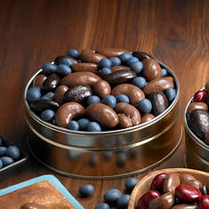 Chocolate Blueberry Nut Mix