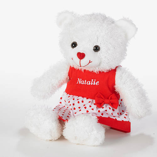 Personalized Valentine Bears