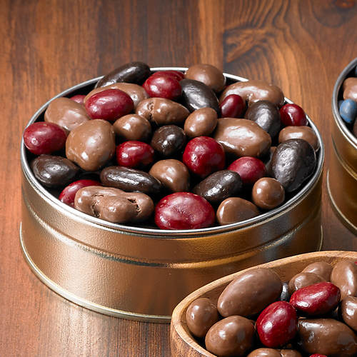 Chocolate Cherry Nut Mix