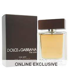 Dolce & Gabbana - The One (Men's)