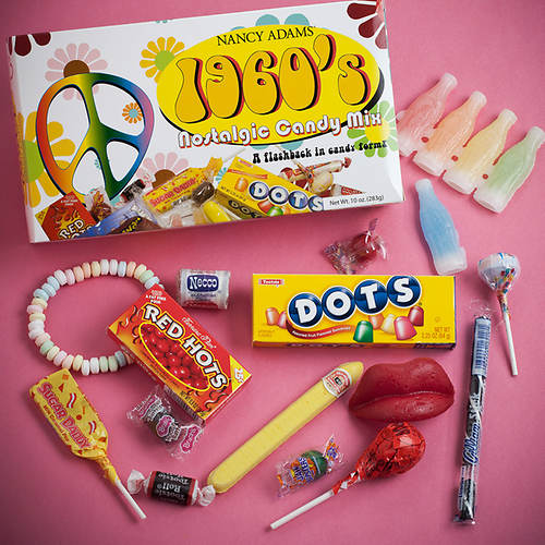 Candy Classics of the 1960's
