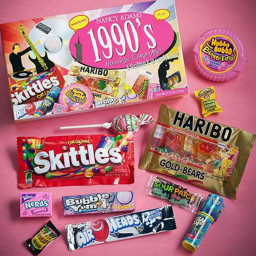 Candy Classics of the 1990's