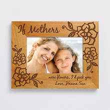 Personalized Wood Frame-Mother