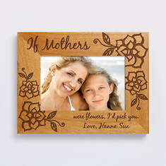 Personalized Wood Frame - Mother