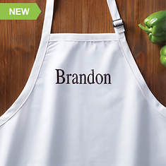 Personalized Apron-Name