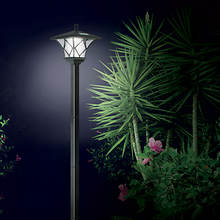 Ideaworks Solar Lamp Post