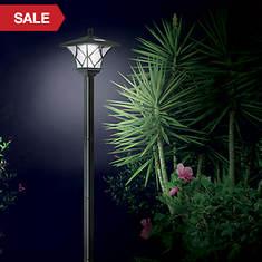 Ideaworks Solar Lamp Post