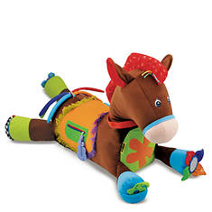 Melissa & Doug Giddy-Up & Play Activity Horse