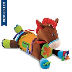 Melissa & Doug Giddy-Up & Play Activity Horse