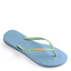 Havaianas Slim Logo Pop up Sandal (Women's)