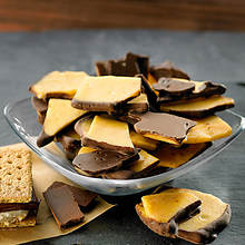 S'mores Brittle Crunch