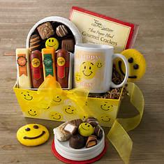 Smiles Gift Basket