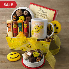 Smiles Gift Basket
