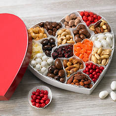 Heart Box Sampler