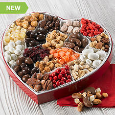 Heart Box Sampler - Nut