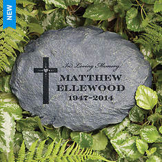 Personalized In Loving Memory Garden Stone - Loved One