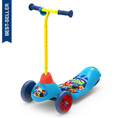 3-Wheel Electric Scooter - Paw Patrol