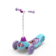 3-Wheel Electric Scooter - Frozen