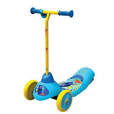 3-Wheel Electric Scooter - Finding Dory