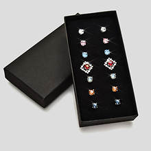 7-Pc. Swarovski® Crystal Earrings Set