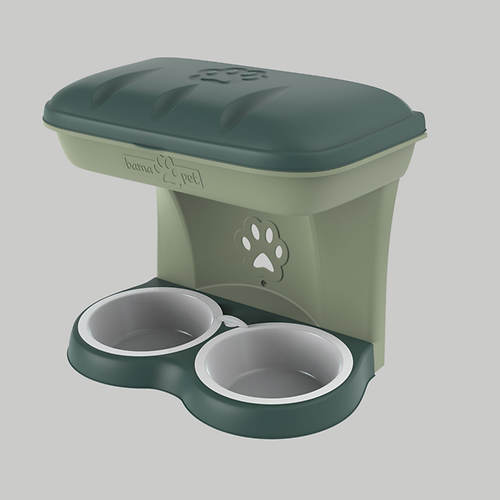 Pet Elevated Food Stand
