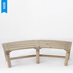 Stonegate Designs Fire Pit Bench