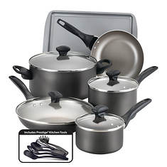 Farberware Nonstick 15-Piece Cookware Set